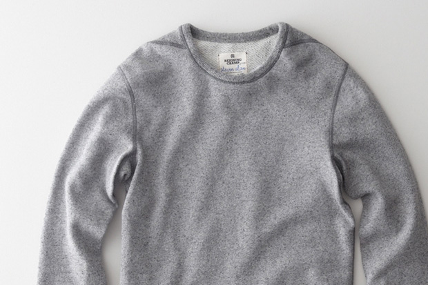 Steven Alan x Reigning Champ 2012 Winter Capsule Collection
