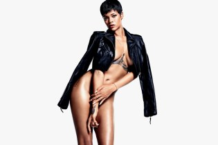 """GQ Names Rihanna Its """"Obsession of the Year"""" in Latest Photo Feature"""