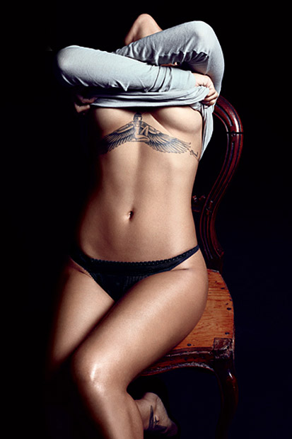 "GQ Names Rihanna Its ""Obsession of the Year"" in Latest Photo Feature"