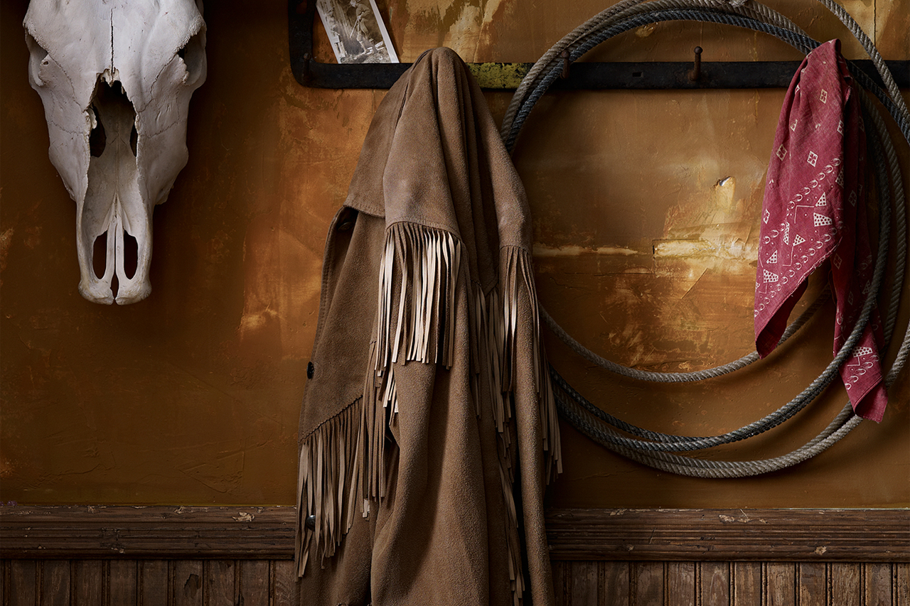 Ralph Lauren Launches Website Dedicated to Classic RL Vintage Pieces and Editorials