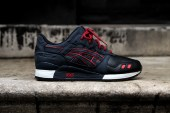 "Ronnie Fieg x ASICS ""Total Eclipse"" Gel Lyte III"