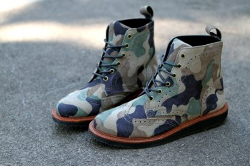 Ronnie Fieg x Dr. Martens 2012 Capsule Collection Part 1