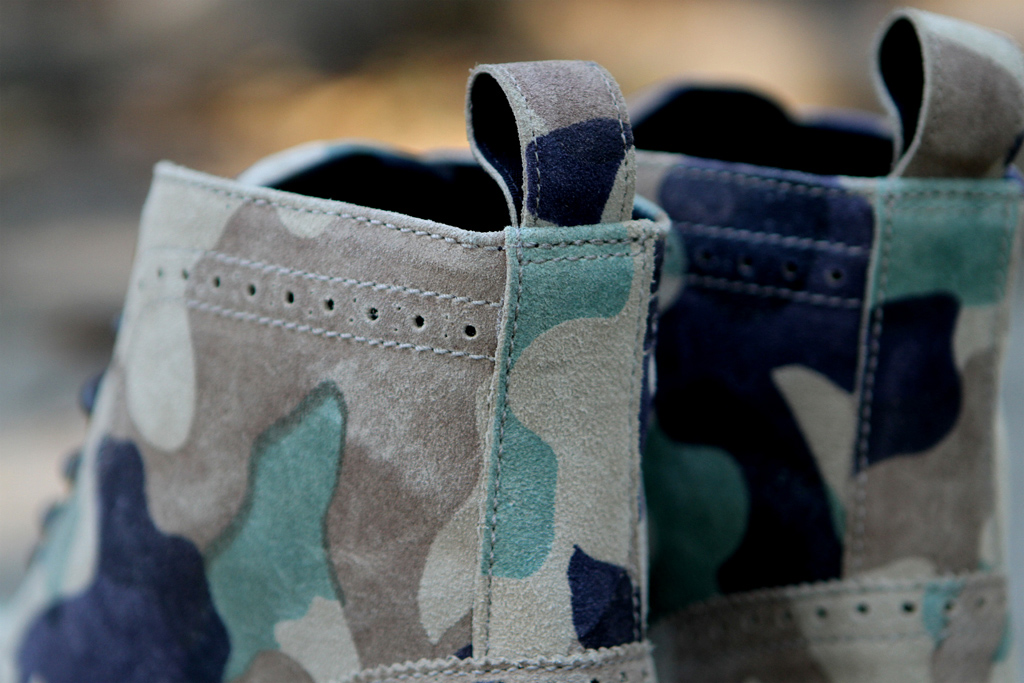 ronnie fieg x dr martens 2012 capsule collection part 1