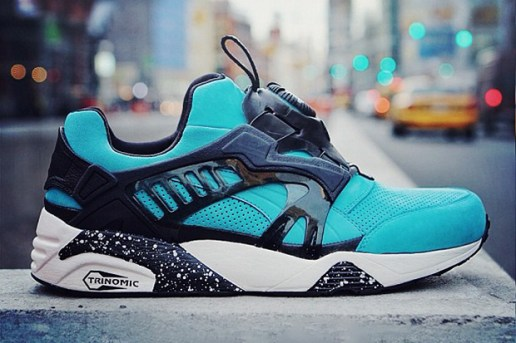 "Ronnie Fieg x PUMA 2012 Disc Blaze OG ""Cove"" Preview"
