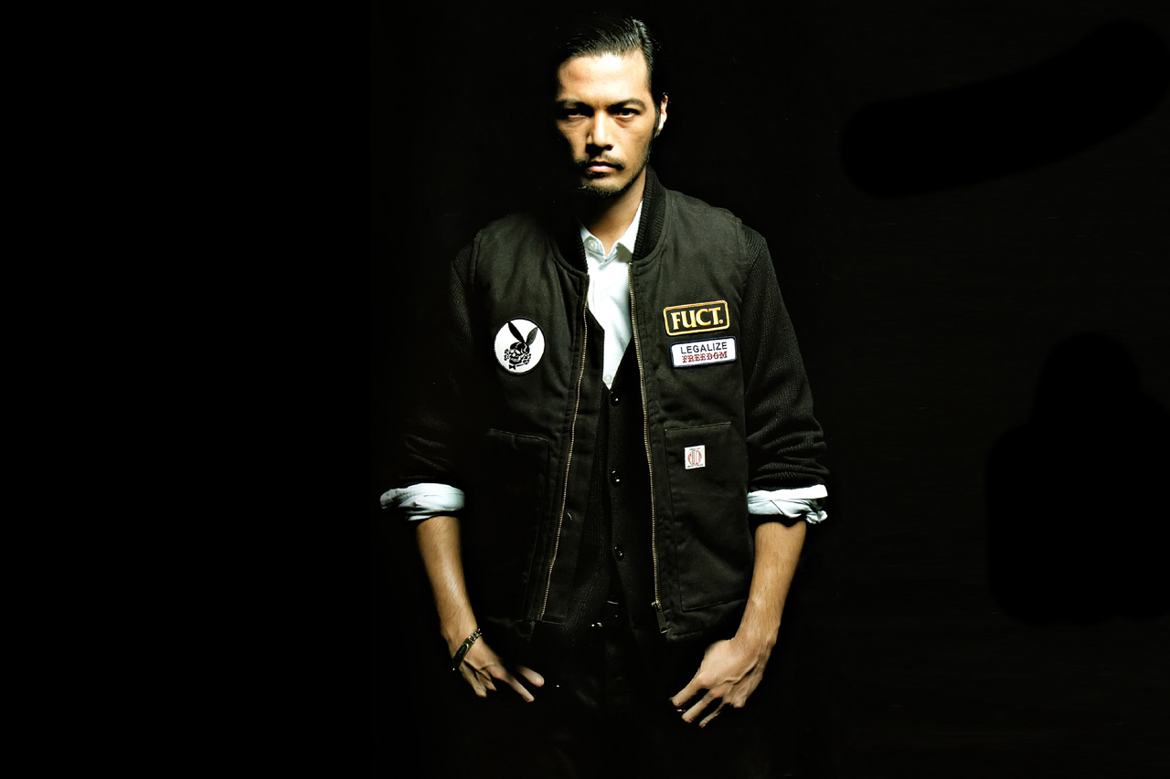 "RUDO: FUCT 2012 Fall/Winter ""FRIENDS U CANT TRUST"" Collection Editorial"