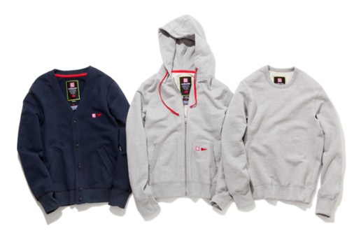 S/Double x Reigning Champ 2012 Fall/Winter Capsule Collection