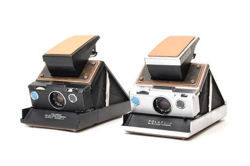 SASQUATCHfabrix. x IMPOSSIBLE SX-70 Cameras