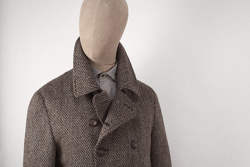 PROCESS: The Making of an S.E.H Kelly Pea Coat