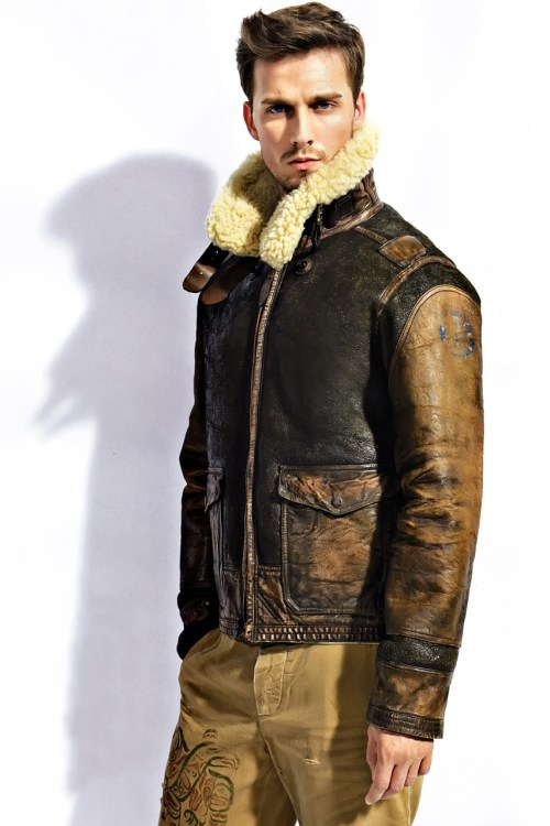 SENSE: Ralph Lauren 2012 Fall/Winter Collections Editorial