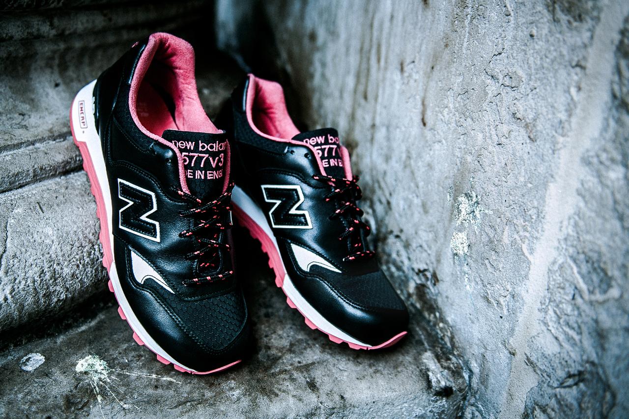 "size? x Staple Design x New Balance ""Black Pigeon"" 577"