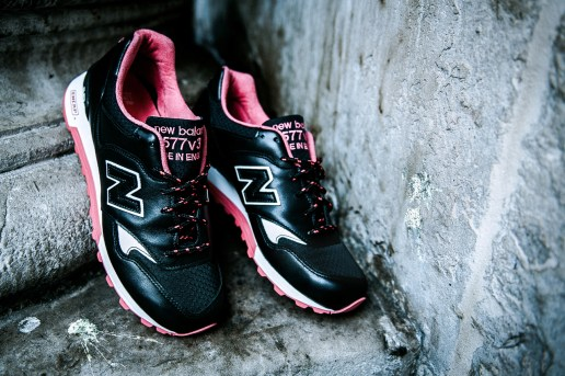 "size? x Staple Design x New Balance ""Black Pigeon"" 577"