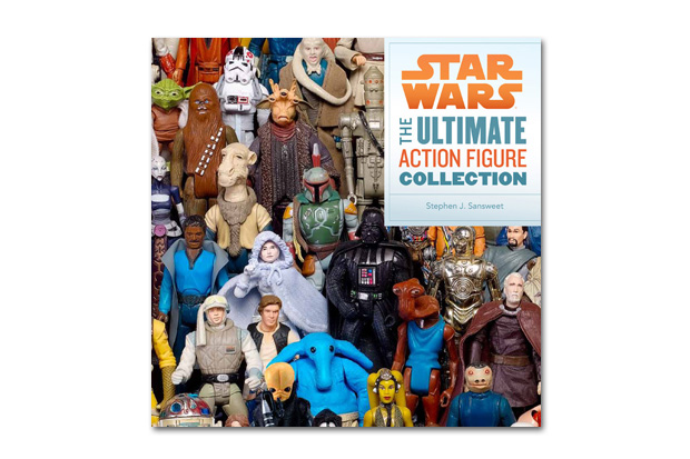 Star Wars: The Ultimate Action Figure Collection by Stephen J. Sansweet