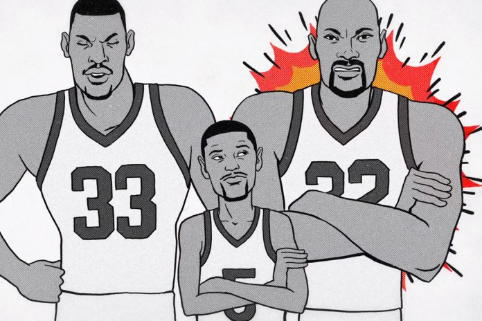 Story Time with Jalen Rose: When Jalen Rose Stole Patrick Ewing's TV