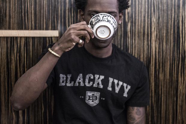 "Street Etiquette x The Brooklyn Circus ""Black Ivy"" T-Shirts"