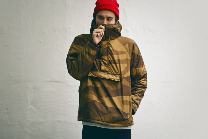 Stussy 2012 Fall/Winter Outerwear Collection
