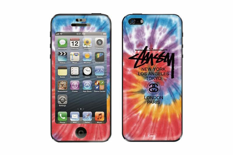 Stussy x Gizmobies iPhone 5 WT Swirl