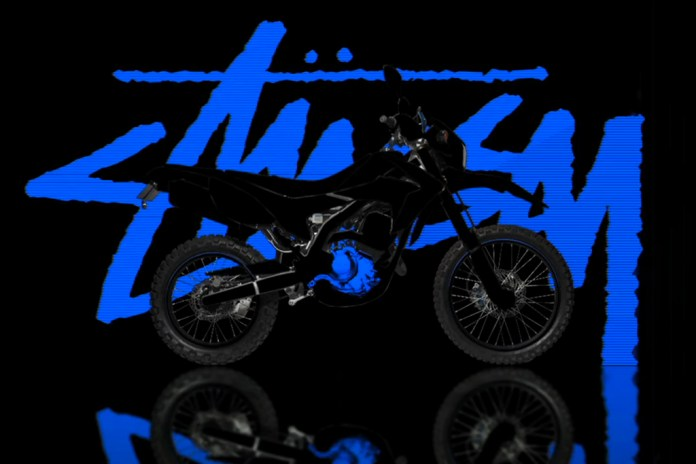 Stussy Japan x Honda CRF250L Motorbike Video