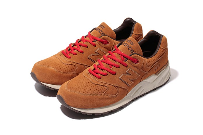 "Stussy x realmadHECTIC x New Balance ML999 ""Selle Francais"" Further Look"