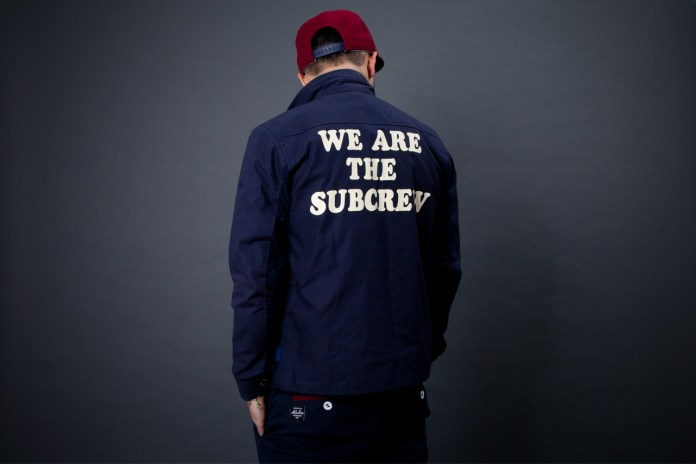 Subcrew x New Era 2012 Fall/Winter Apparel Collection