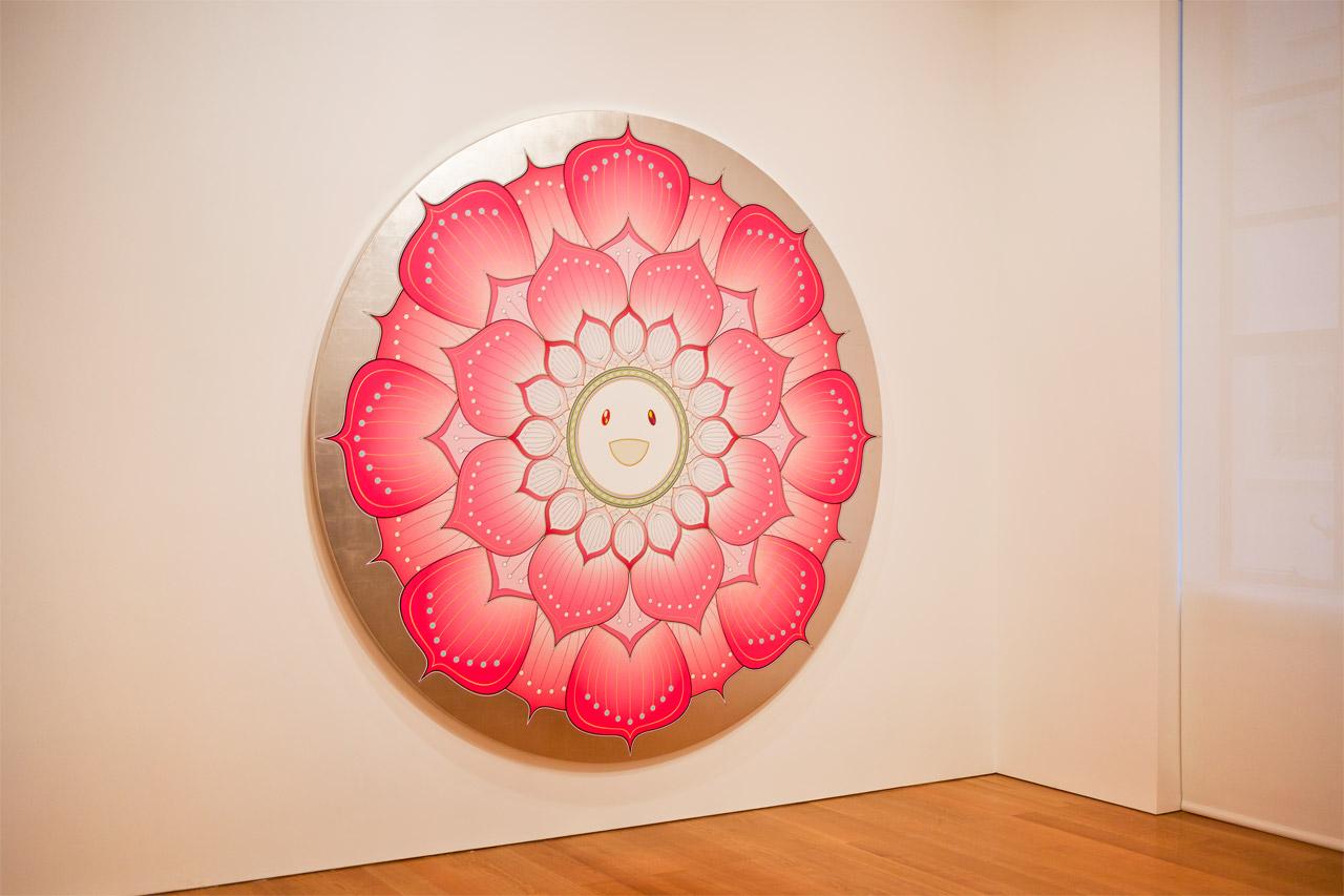 takashi murakami flowers skulls exhibition gagosian gallery hong kong recap