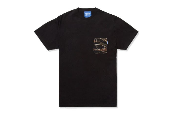 Tantum 2012 Fall/Winter Bandana and Tiger Stripe Camo T-Shirts