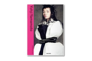 TASCHEN Chronicles 30 Years of Yohji Yamamoto