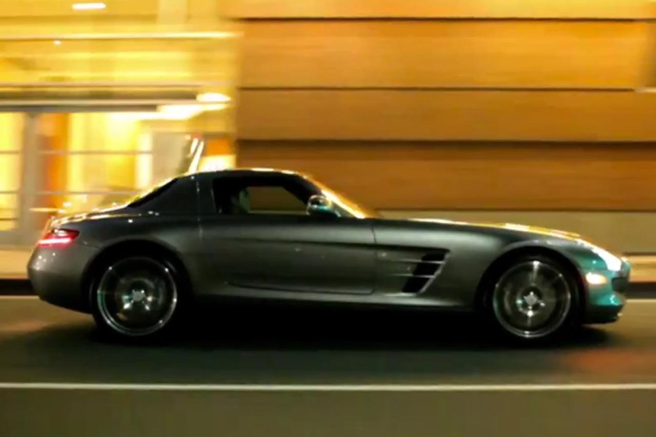 "The ""Desire"" Behind Mercedes-Benz's SLS AMG"