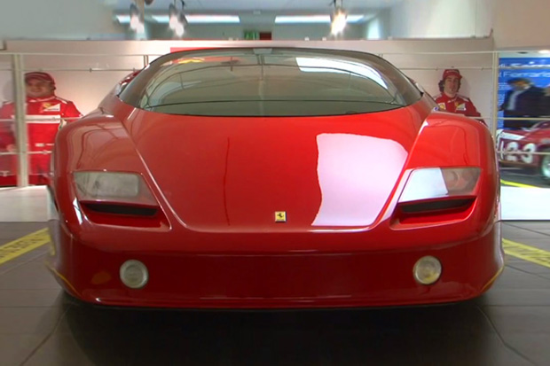 The Ferrari Museum Celebrates the Designs of Sergio Pininfarina