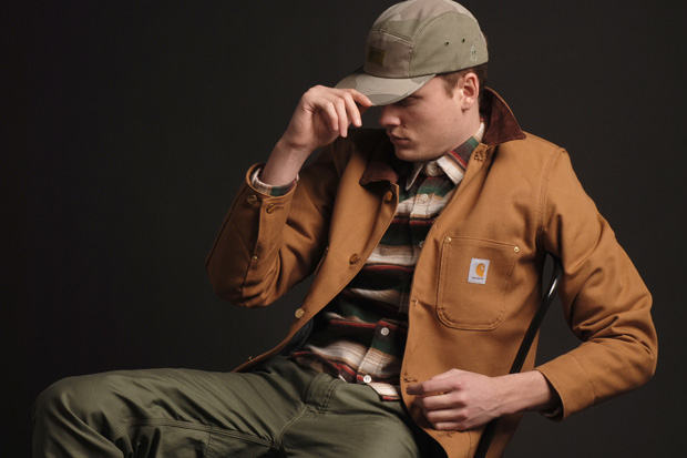 """The Goodhood Store 2012 Fall/Winter """"My Country"""" Lookbook"""