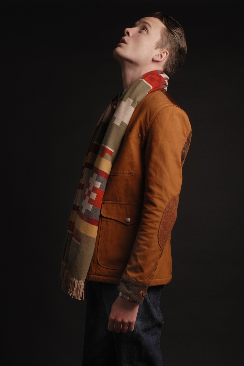 the goodhood store 2012 fall winter my country lookbook