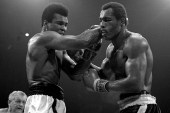 The Grand Olympic by Theo Ehret Exhibition Highlights Some of Boxing & Wrestling's Greatest Moments