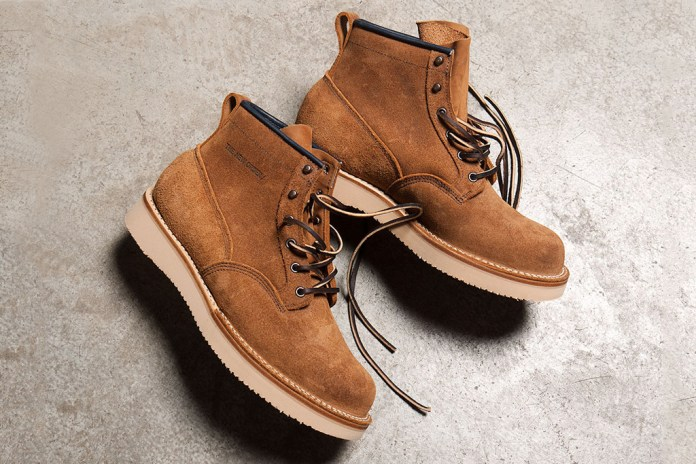 The New Order x Viberg Scout Boot