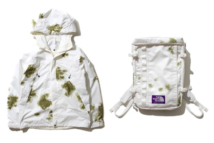 """THE NORTH FACE PURPLE LABEL 2012 Fall/Winter """"WHITE"""" Collection"""
