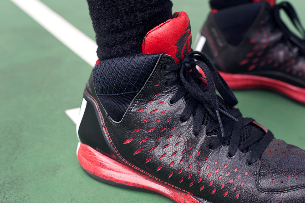 the review adidas d rose 3