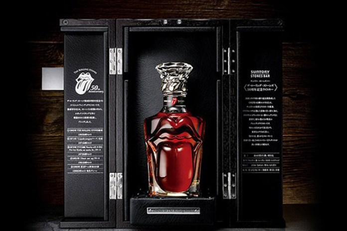 The Rolling Stones x Suntory 50th Anniversary Whisky