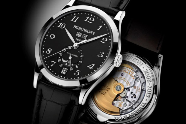 Tiffany & Co. x Patek Philippe Annual Calendar
