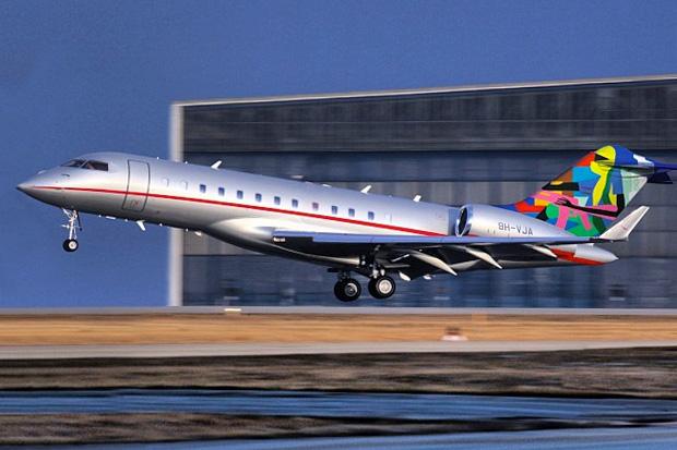 Todd James Takes Flight with Vistajet