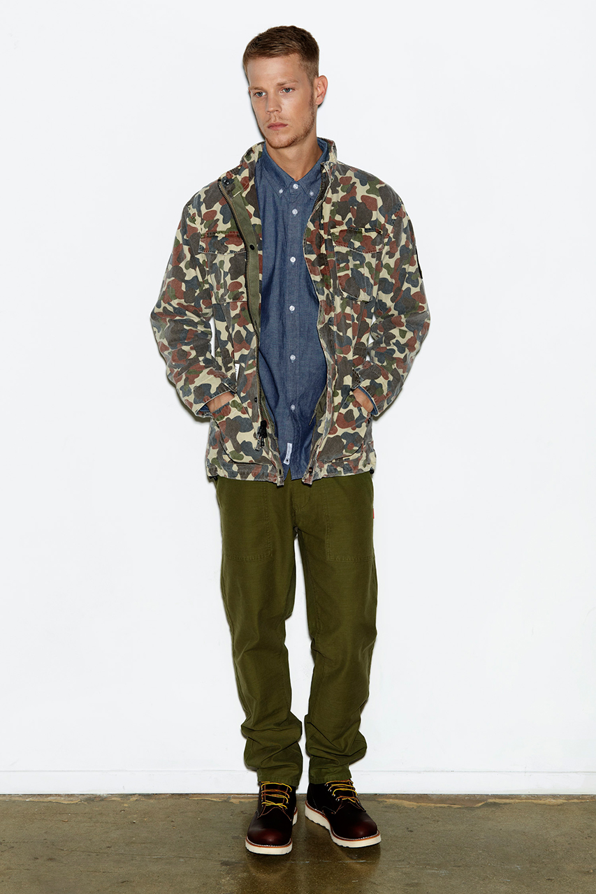 "Undefeated 2012 Holiday ""Soldier of Fortune"" Lookbook"