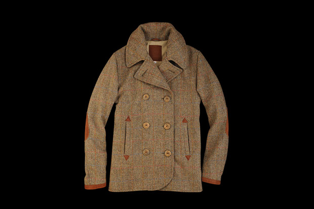 UNIONMADE x Golden Bear Double Breasted Pea Coat