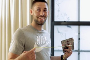 Union's Chris Gibbs Styles Clint Dempsey for Nike