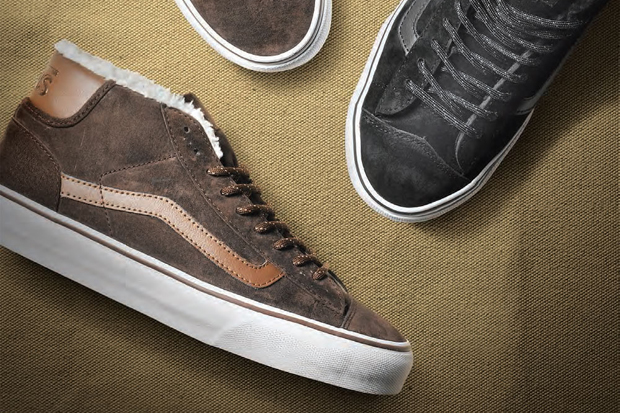 Vans 2012 Holiday Cold Weather Classics Pack