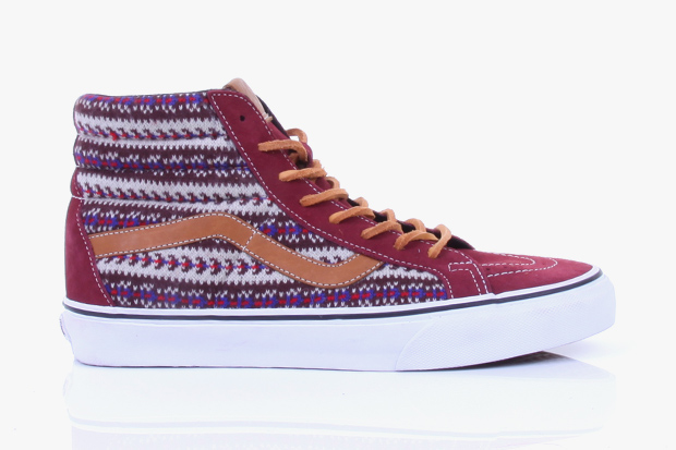 Vans 2012 Holiday Print Pack