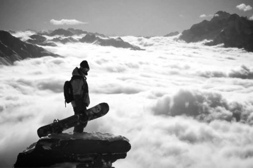Victor de Le Rue Reveals His Personal Approach to Snowboarding in 'White Noise' Trailer