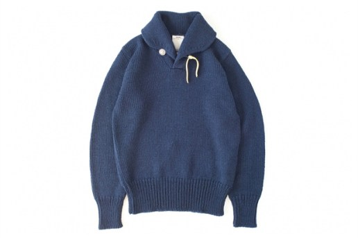 visvim 2012 Fall/Winter STURGIS PULLOVER