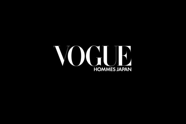 Vogue Hommes Japan Announces Final Issue