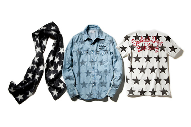 WACKO MARIA 2012 Fall/Winter Capsule Collection for Isetan Shinjuku