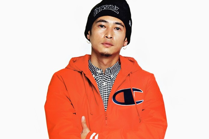 WARP: Supreme 2012 Fall/Winter Collection Editorial featuring Yosuke Kubozuka