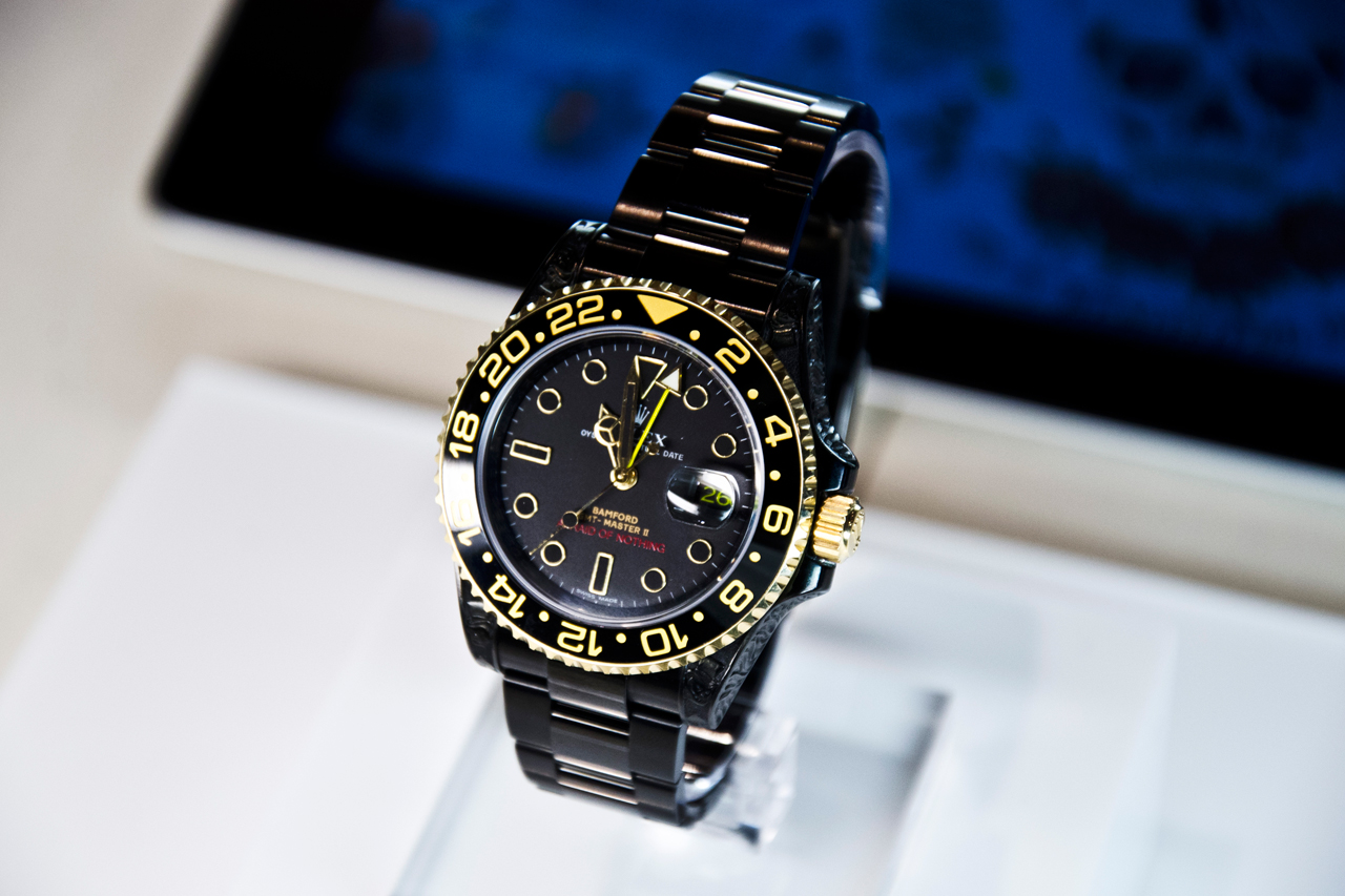 Wes Lang x Bamford Watch Department Rolex Watches