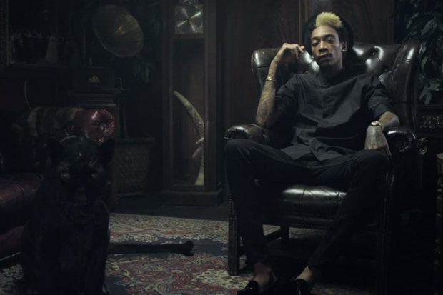 Wiz Khalifa featuring Pharrell Williams, Tuki Carter & Amber Rose - Rise Above