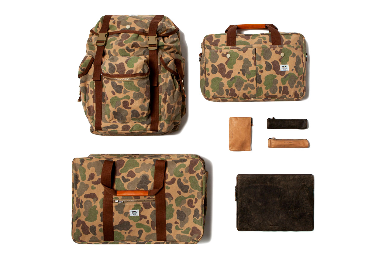 Wood Wood 2012 Fall/Winter Accessories Collection